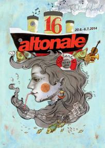 Plakat Altonale