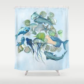 atlantis-unterwater-world-shower-curtains