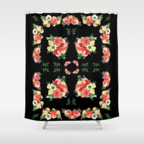 tiny-bluetenschoen-black-shower-curtains